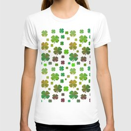 Lucky Charms - Four Leaf Clover T-shirt