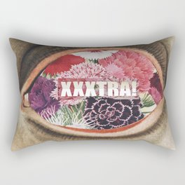 XXXTRA! Rectangular Pillow