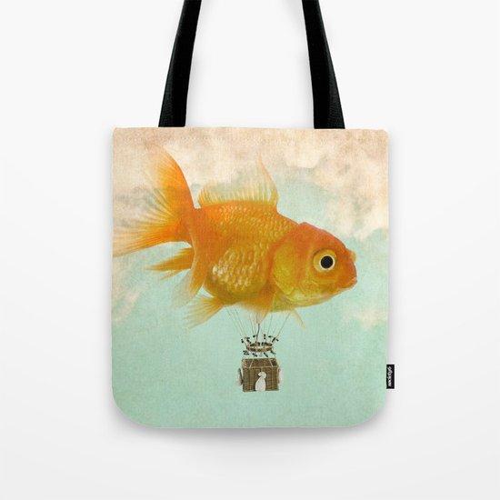 balloon fish 03 Tote Bag
