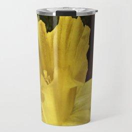 Daffodil at Barthel's Farm Market Travel Mug
