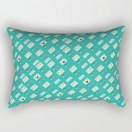 Adventure Times - Pattern Rectangular Pillow