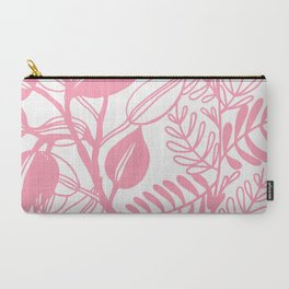 Pink Sweet Nature Carry-All Pouch