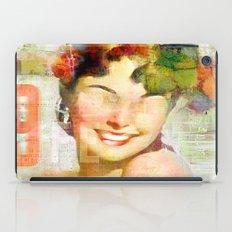 The girl of the 9th floor iPad Case