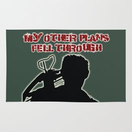 Daryl Dixon-My Other Plans Fell Through Rug