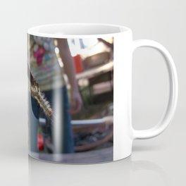 Just keep hanging on Coffee Mug