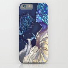 Snow Queen and a SnowFlake iPhone 6s Slim Case