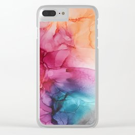 Sublime I Clear iPhone Case