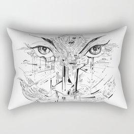 Headlights Rectangular Pillow
