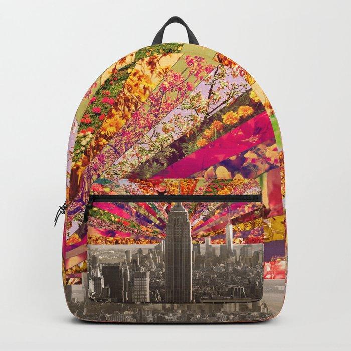 BLOOMING NY Backpack