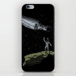 Space Castaway iPhone Skin