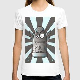 Fault 45 03 (its not his fault) T-shirt