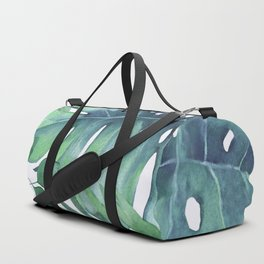 Tropical  Leaves Duffle Bag