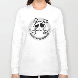 Never Stop Smiling (light) Long Sleeve T-shirt