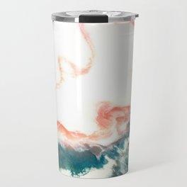 Balos Abstract Painting Travel Mug