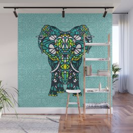 Spirit Elephant Wall Mural