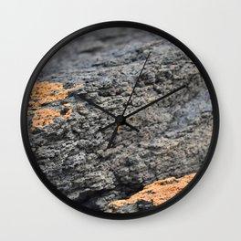 Orange you glad I didn't say rock Wall Clock