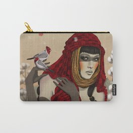Cotton. Carry-All Pouch