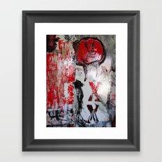 X GAMINE Framed Art Print