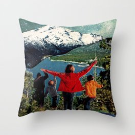 ::Apolonikdt Scapes:: Throw Pillow