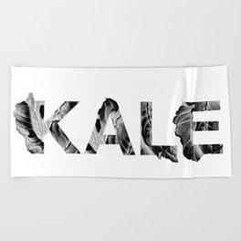 Kale Beach Towel
