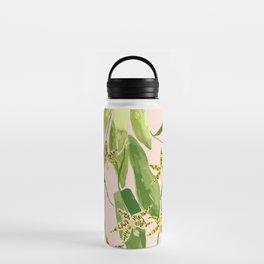 Le Orchidee Flower Water Bottle