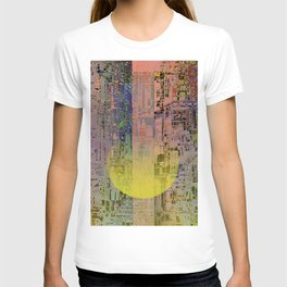 In The Transparent Places T-shirt
