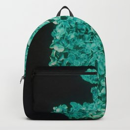 CC Rose Perfume Bottle Teal Backpack