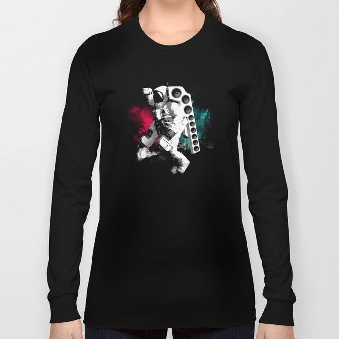 Basstronaut Long Sleeve T-shirt