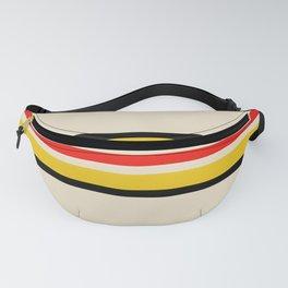 Classic Retro Stripes Amemasu Fanny Pack