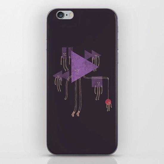 The Joy of Playing iPhone & iPod Skin