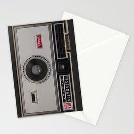 Instamatic Camera 3 Stationery Cards