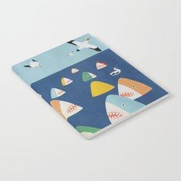 Shark Park Notebook