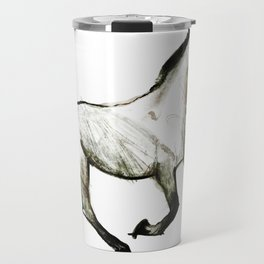 Horse (Trotter) Travel Mug