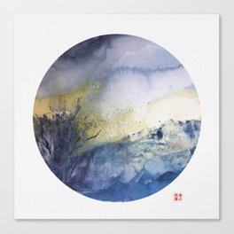 genius loci 1 Canvas Print