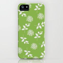 Greenery Summer iPhone Case