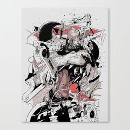 Ngaov Canvas Print
