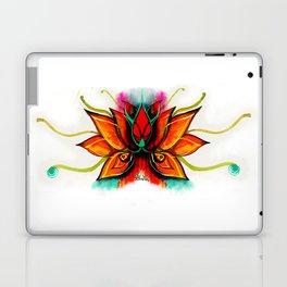 Flor de Loto Laptop & iPad Skin