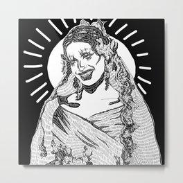 Valentina 2 Metal Print