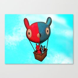 Yoo & Mee Canvas Print