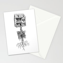 Petite Mort + Deep Breath Stationery Cards