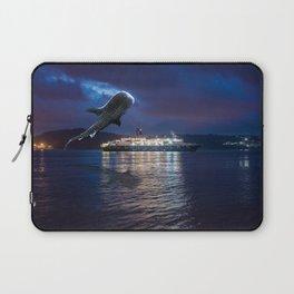 The Whale Lisbon Laptop Sleeve