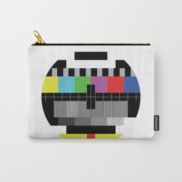 Mire - Testcard - Big Bang Theory Carry-All Pouch