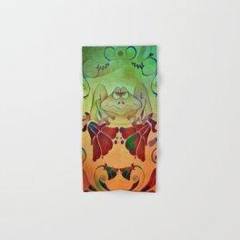 A Frogs World Hand & Bath Towel