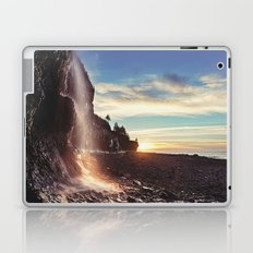 Bay of Fundy Waterfall Laptop & iPad Skin