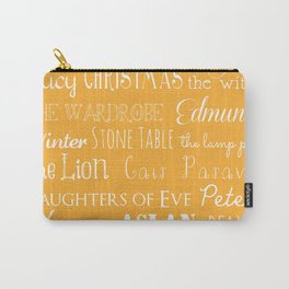 Narnia Celebration - Marigold Carry-All Pouch