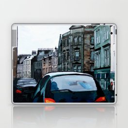 Stained Glass Stirling Laptop & iPad Skin