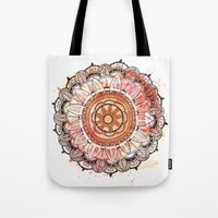 imagine Tote Bags featuring Imagine  by rskinner1122