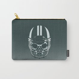 Final Touchdown - FADED CERULEAN Carry-All Pouch