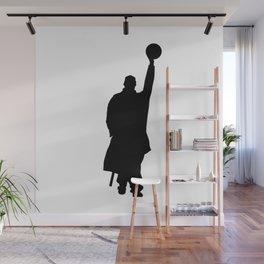 #TheJumpmanSeries, Omar Comin' Wall Mural