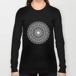 ORGANIC BOHO MANDALA Long Sleeve T-shirt
